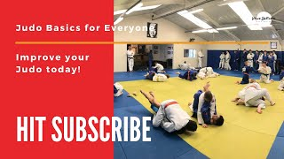 Judo Basics for everyone
