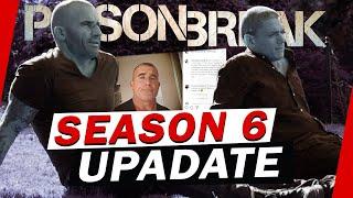 Prison Break Season 6 Release Date Will It Happen?
