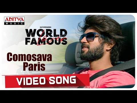 Comosava Paris Video Song From World Famous Lover