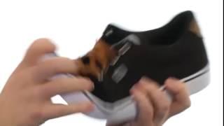 DC Anvil TX Black/White/Plaid - Shoppersfeed.com Free Shipping BOTH Ways