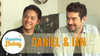 Daniel and Ian share how their friendship started | Magandang Buhay