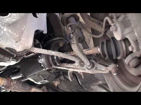 Oops, Axle And Ball Joint Replacement - EricTheCarGuy