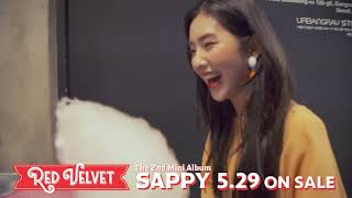 Red Velvet  JAPAN 2nd Mini Album『SAPPY』Teaser#2   #Cookie Jar Version