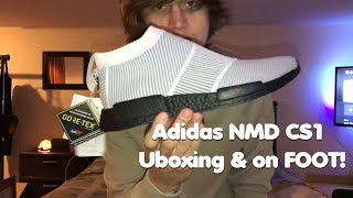 af7044e6009 nmd cs1 gtx primeknit shoes on feet - Free video search site - Findclip