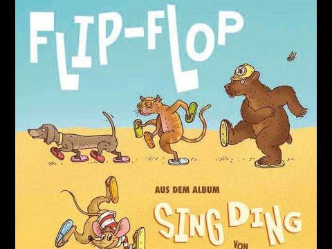 Kinder tanzt den Flip-Flop! • Roland Zoss, deutsche Version