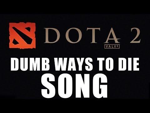 Dumb Ways To Die In Dota 2 Strangers Weblog