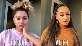 GRWM To Take Instagram Photos! (tips + editing)