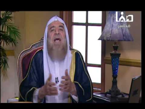 3-6-2010  من القلب إلى القلب 5/10 الشيخ العرعور يحاور الشيعة
