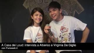 A casa dei Loud: intervista ad Alberico e Virginia de Giglio
