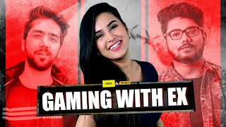 Alright! | Gaming With Ex | Ft. Anushka Sharma, Alpha Clasher & Ritik Ghanshani