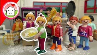 Playmobil Film Deutsch - Kuchen Backen In Der Schule - Familie Hauser Spielzeug Kinderfilm