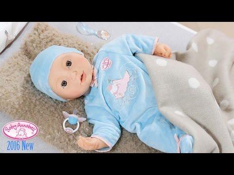 Кукла Baby Annabell многофункциональная в голубом, 43 см (794-654), фото 6