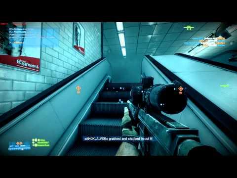 Battlefield 3 (PC): 1080p Streaming Test