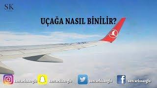 Uçağa Nasıl Binilir? 2 (DETAYLI ANLATIM) İstanbul-Bodrum