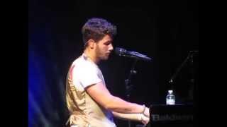 Nick Jonas sings Dear God