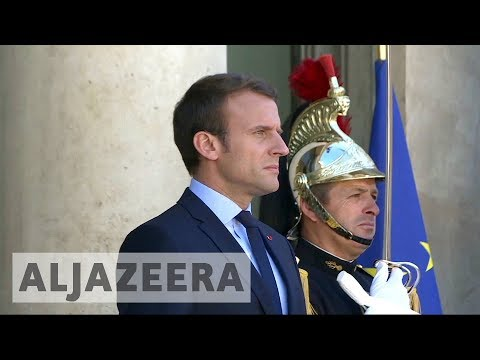 Macron to deliver contested 'State of the Union' speech
