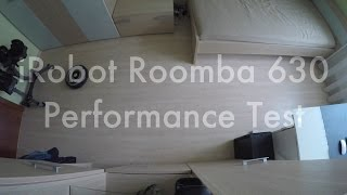 iRobot Roomba 630 - Performance Test - Robot Vacuum on a Budget