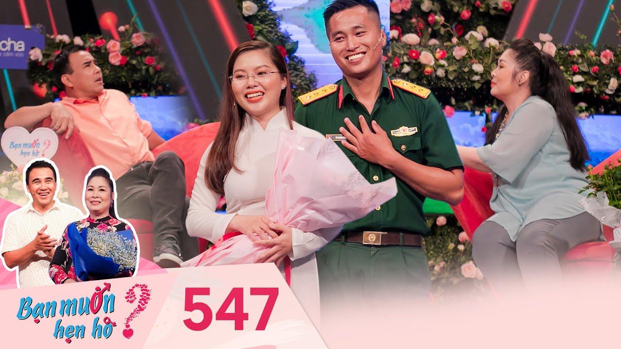 Bạn Muốn Hẹn Hò Đặc Biệt Tập 547 FULL Bà mối Hồng Vân lần đầu lên sóng BẤM NÚT dùm CÔ GIÁO ĐẢNG VIÊN