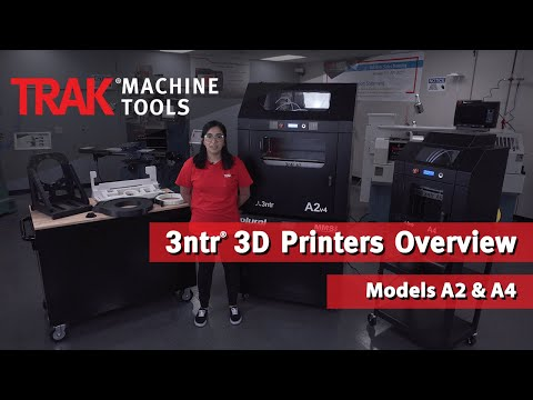 3ntr 3D Printers Overview