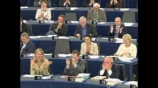 Dr. A P J Abdul Kalam in European Parliament