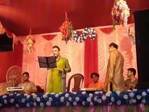 Jibone ki pabona...manna Dey song...by tanmoy Chatterjee