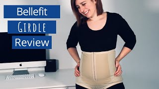 Bellefit Postpartum Girdle REVIEW - Is it right for you? How to choose a Bellefit size