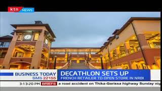 French retailer Decathlon prepares to set up shop in Kenya
