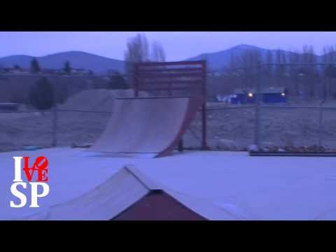 Omak Skatepark - Omak - WA