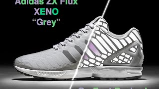 be21666d07aa4 ... australia adidas zx flux xeno grey unboxing on foot 8ab49 de70b