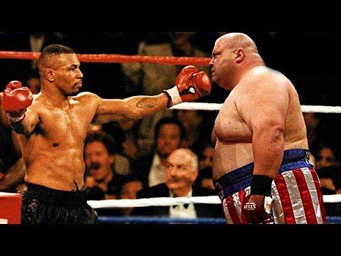 Efsane Boksör - Mike Tyson'ın Tarihe Geçen En UNUTULMAZ 10 Yumruğu