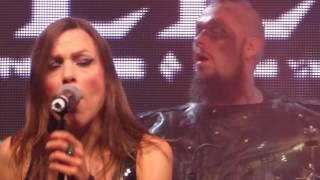 Battlelore - Storm of the Blades (Live HD) @ Metal Female Voices Fest - 2016