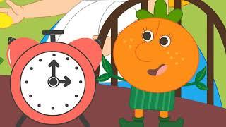 Lesson5. What Time Is It?_Theater/영어야 혼디놀게 초등 4학년/제주도교육청 초등영어 보완교재