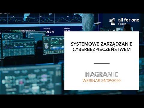 Systemowe zarządzanie cyberbezpieczeństwem