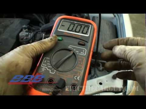 simple alternator wiring diagram vdo gauge how to test for parasitic battery draw