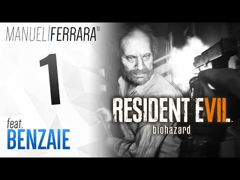Resident Evil 7 - Highlights #1 avec Benzaie