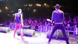 Video THE FIALKY - This is England live Trutnov open air 2013