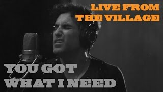 Joshua Radin - You Got What I Need (Live from the Village)