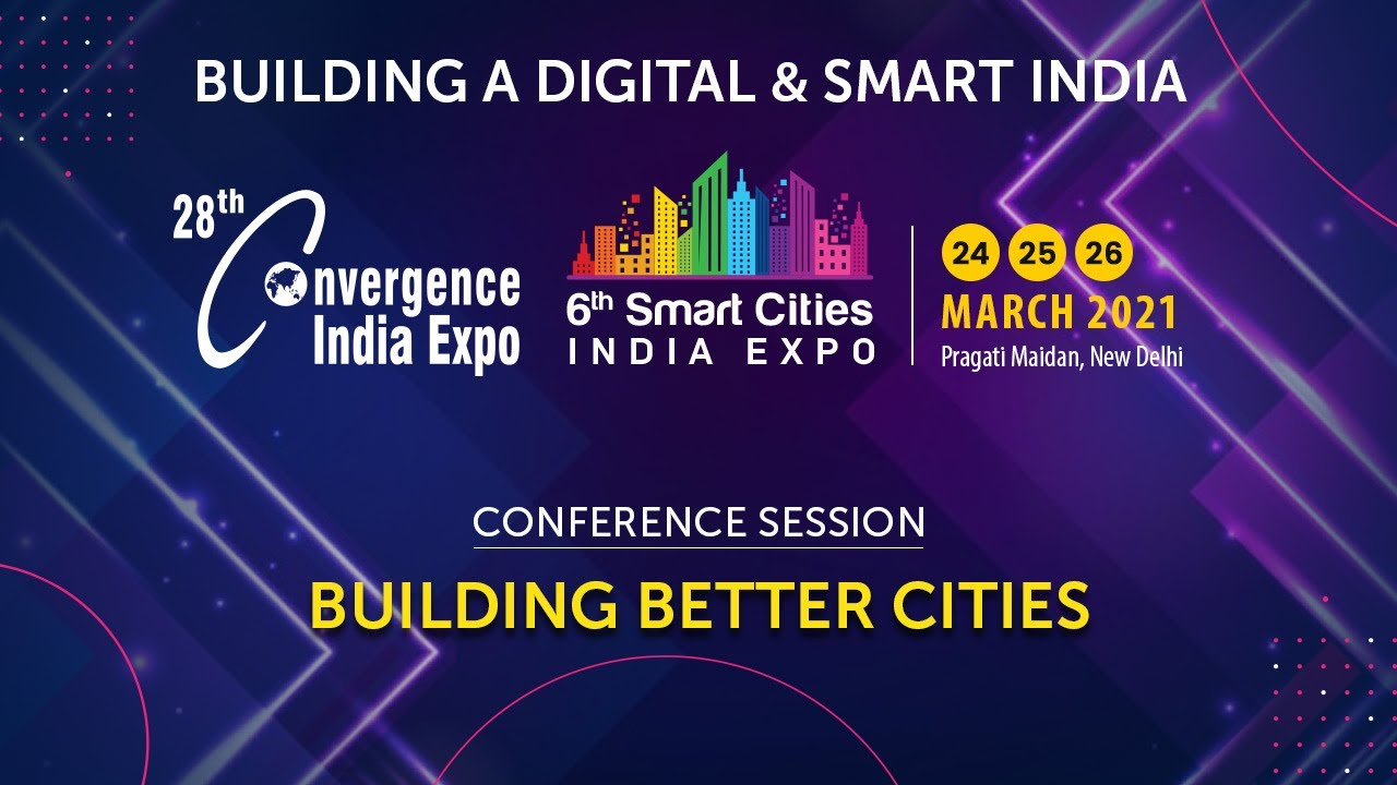Conference Session on Building Better Cities