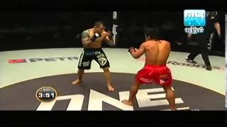 Kevin Belingon vs. David Aranda (1st round K.O)