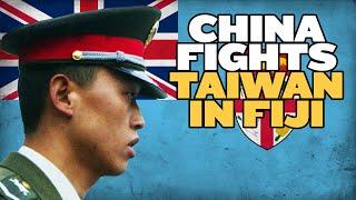 China Fights Taiwan in Fiji thumbnail