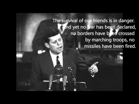 JFK Warns Nation About Secret Socities