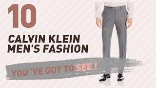 Calvin Klein Dress Pants For Men // New & Popular 2017