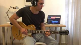 John Mayall & The Blues Breakers with Eric Clapton - All Your Love - Guitar Cover by Lior Asher