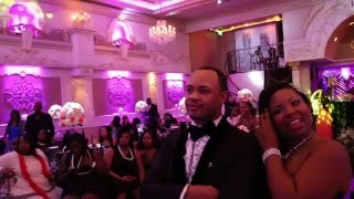 BEST WEDDING RECEPTION 2014.. Special Performance by LaToya Williams