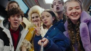 Поезд метро нового поколения «Москва-2020»