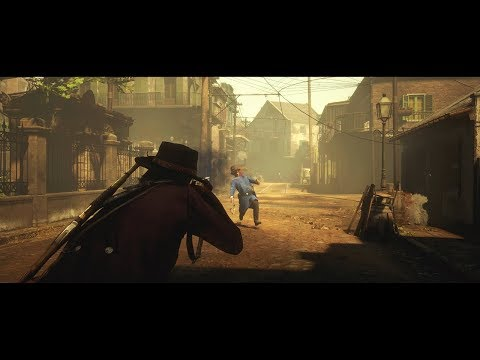 Red Dead Redemption 2: Cinematic Combat Gameplay – Epic Rampage Moments – Vol.15
