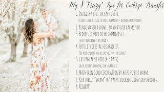 "MY 8 ""CRAZY"" TIPS FOR EMBRYO TRANSFER! | IVF- Bedrest after FET"