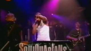 "D'Angelo ""Brown Sugar"" Live at Montreux 2000 (1 of 2)"