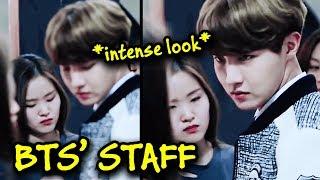 ❤️ BTS & BigHit staff :))