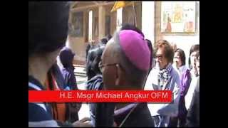 preview picture of video 'Nazareth - St. Joseph Church & Basilica of the Annunciation'